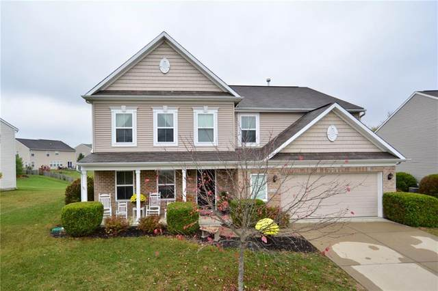 4766 Summit Lake Place, Indianapolis, IN 46239 (MLS #21748857) :: The ORR Home Selling Team