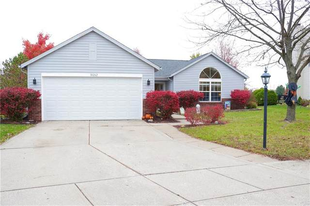 10262 Carmine Drive, Noblesville, IN 46060 (MLS #21748859) :: The ORR Home Selling Team