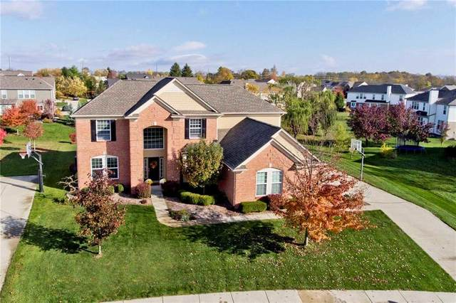13272 Talon Crest Drive, Fishers, IN 46037 (MLS #21748860) :: Your Journey Team