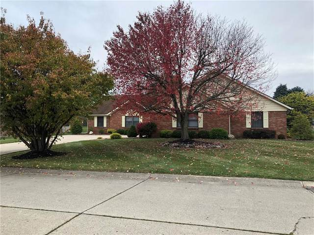 815 Eastgate Drive, Anderson, IN 46012 (MLS #21748863) :: Realty ONE Group Dream