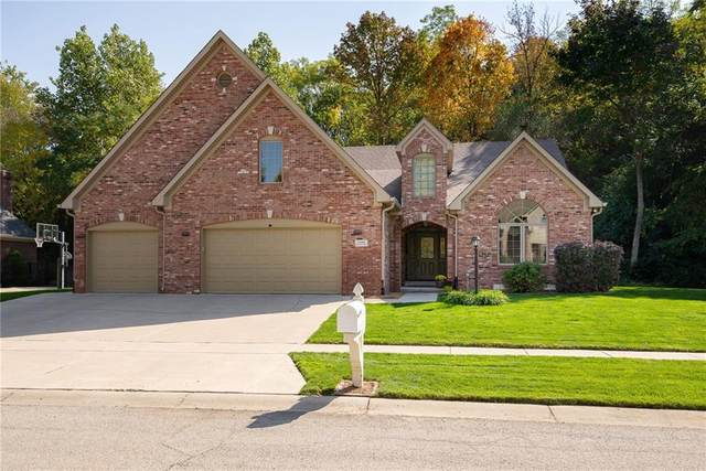 7443 Rooses Way, Indianapolis, IN 46217 (MLS #21748872) :: Mike Price Realty Team - RE/MAX Centerstone