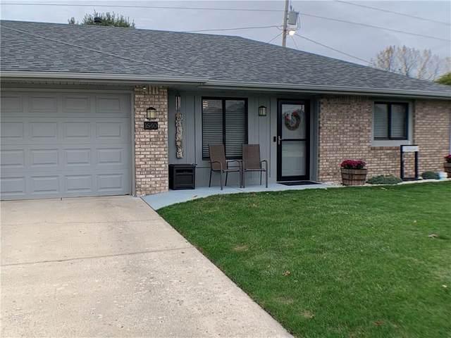 1640 Monica Lane, Anderson, IN 46013 (MLS #21748877) :: Heard Real Estate Team | eXp Realty, LLC