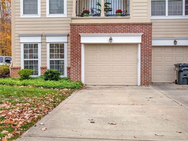 1631 Lacebark Drive G, Greenwood, IN 46143 (MLS #21748879) :: Your Journey Team