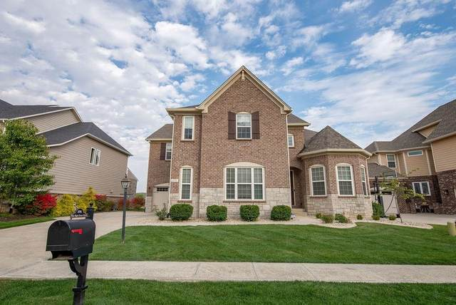 2791 W High Grove Circle, Zionsville, IN 46077 (MLS #21748887) :: Heard Real Estate Team | eXp Realty, LLC