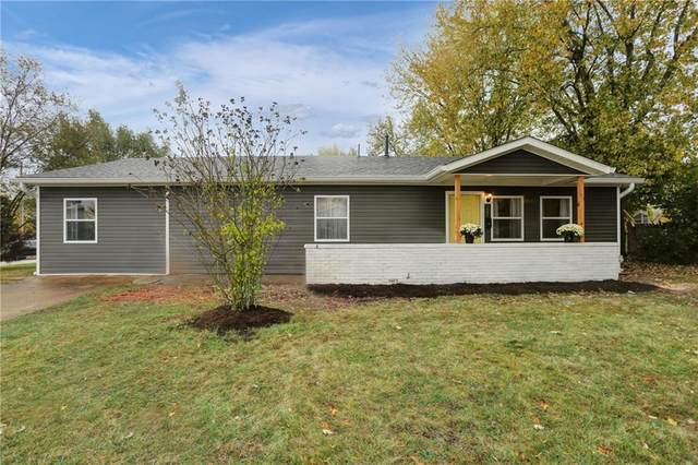 527 Parkview Drive, New Whiteland, IN 46184 (MLS #21748896) :: The ORR Home Selling Team