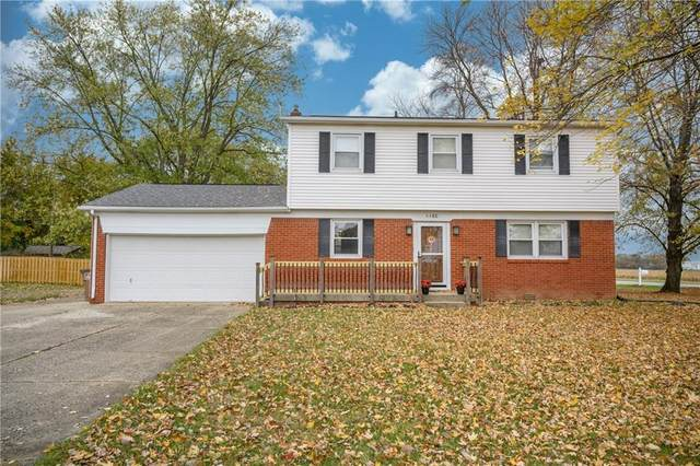1160 Lanesend Drive, Columbus, IN 47203 (MLS #21748899) :: Your Journey Team