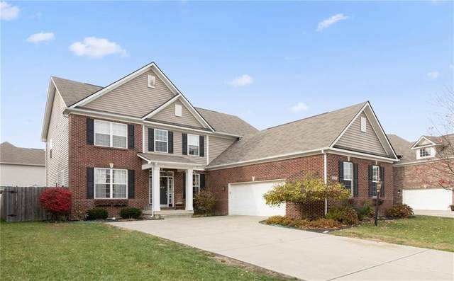 12330 Twyckenham Drive, Fishers, IN 46037 (MLS #21748901) :: The ORR Home Selling Team