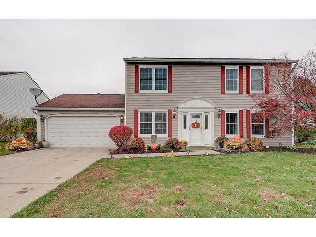 5923 Ann Marie Wa, Indianapolis, IN 46254 (MLS #21748904) :: Mike Price Realty Team - RE/MAX Centerstone