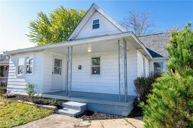 62 N Gladstone Avenue, Columbus, IN 47201 (MLS #21748911) :: Your Journey Team