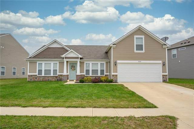 2064 Buckthorn Drive, Columbus, IN 47201 (MLS #21748915) :: Mike Price Realty Team - RE/MAX Centerstone