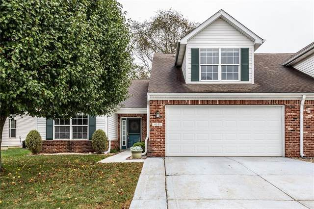 4551 Marshall Drive, Indianapolis, IN 46237 (MLS #21748919) :: The ORR Home Selling Team