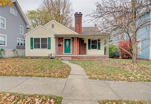 250 Walnut Street, Greenfield, IN 46140 (MLS #21748920) :: Your Journey Team
