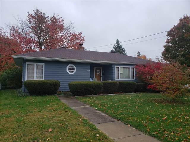 1537 S Anderson Street, Elwood, IN 46036 (MLS #21748921) :: The ORR Home Selling Team