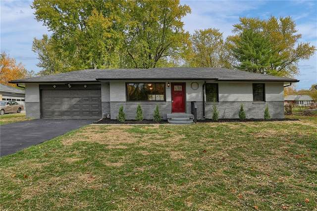 4845 N Ritter Avenue, Indianapolis, IN 46226 (MLS #21748923) :: AR/haus Group Realty