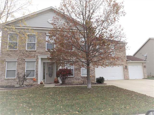 6712 Eastland Drive, Brownsburg, IN 46112 (MLS #21748929) :: Mike Price Realty Team - RE/MAX Centerstone