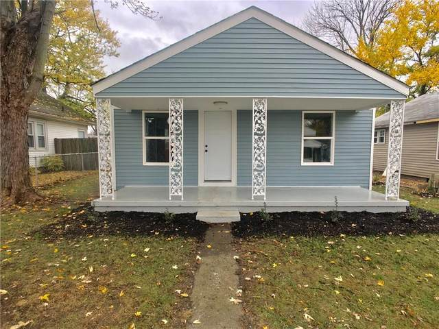 1733 Irvin Street, New Castle, IN 47362 (MLS #21748935) :: RE/MAX Legacy