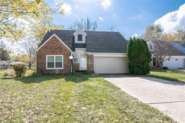 7733 Park North Lake Dr, Indianapolis, IN 46260 (MLS #21748937) :: Mike Price Realty Team - RE/MAX Centerstone
