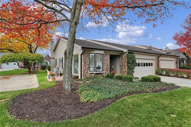 8428 Quail Hollow Road #1, Indianapolis, IN 46260 (MLS #21748940) :: The Evelo Team