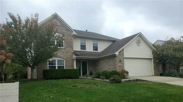 7826 Almond Drive, Indianapolis, IN 46237 (MLS #21748945) :: RE/MAX Legacy