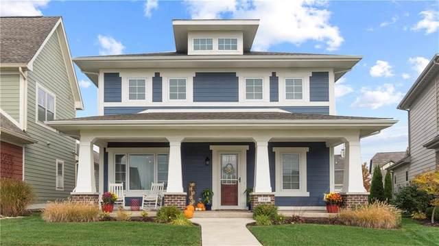 1440 Rosebank Drive, Westfield, IN 46074 (MLS #21748947) :: Ferris Property Group