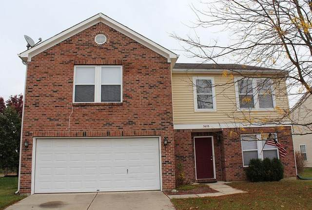5653 Grassy Bank Drive, Indianapolis, IN 46237 (MLS #21748948) :: RE/MAX Legacy