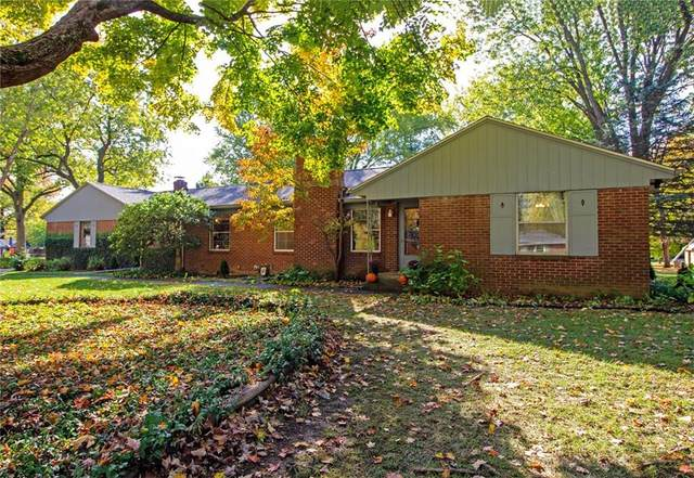 567 W 77th Street North Drive, Indianapolis, IN 46260 (MLS #21748949) :: Richwine Elite Group