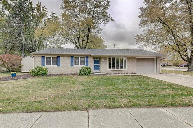 216 Jefferson Boulevard, Greenfield, IN 46140 (MLS #21748950) :: AR/haus Group Realty