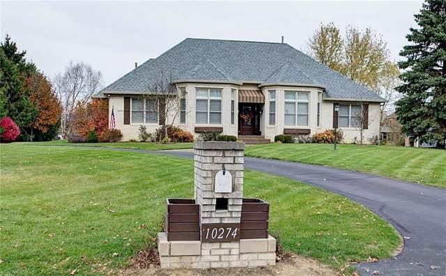 10274 Terri Lane, Brownsburg, IN 46112 (MLS #21748959) :: The ORR Home Selling Team