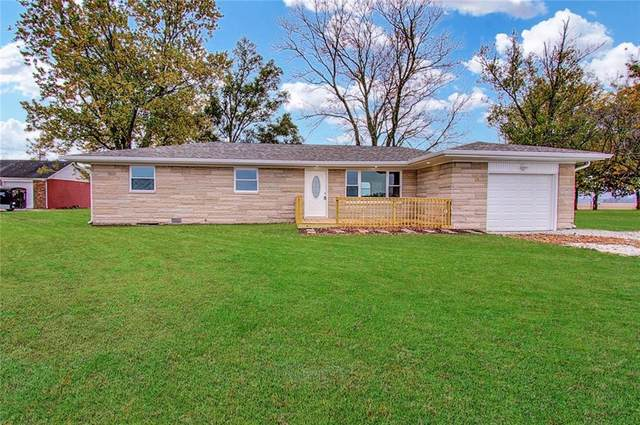 1179 W 400 S, Shelbyville, IN 46176 (MLS #21748970) :: Your Journey Team
