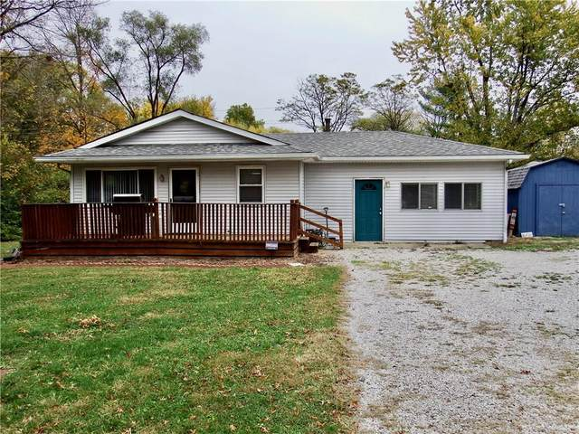 3741 S Ewing Street, Indianapolis, IN 46237 (MLS #21748978) :: The ORR Home Selling Team