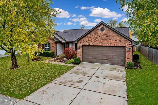 10825 Treasure Trail, Fishers, IN 46037 (MLS #21748979) :: AR/haus Group Realty