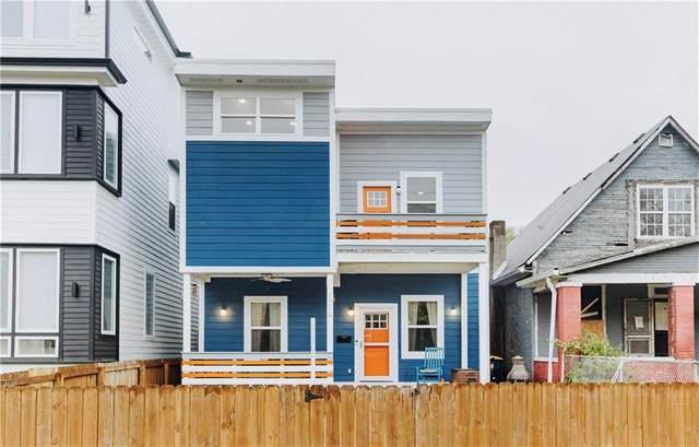 1214 Orange Street, Indianapolis, IN 46203 (MLS #21748983) :: AR/haus Group Realty