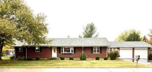 1020 E Skyline Drive, Greensburg, IN 47240 (MLS #21748995) :: The ORR Home Selling Team