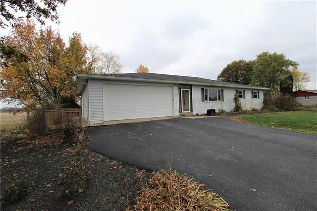 2768 E County Road 50 S, Fillmore, IN 46128 (MLS #21748996) :: Mike Price Realty Team - RE/MAX Centerstone