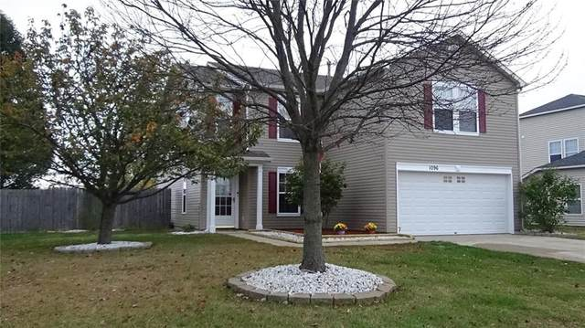 1096 King Maple Drive, Greenfield, IN 46140 (MLS #21748997) :: RE/MAX Legacy