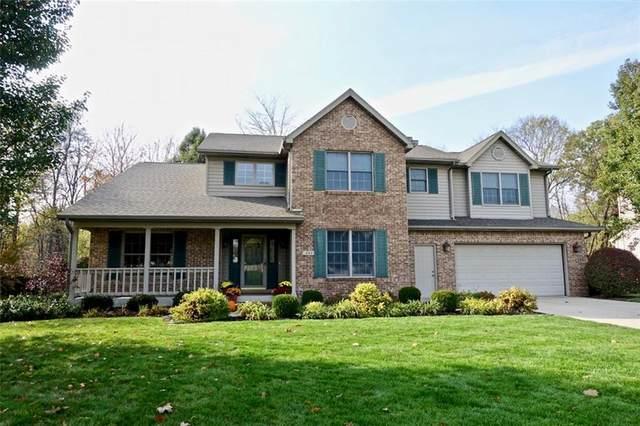 213 N Crosscreek Drive, Muncie, IN 47304 (MLS #21748998) :: The ORR Home Selling Team