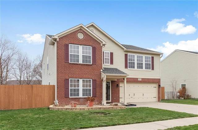 10210 Tournon Drive, Fishers, IN 46037 (MLS #21749001) :: Corbett & Company