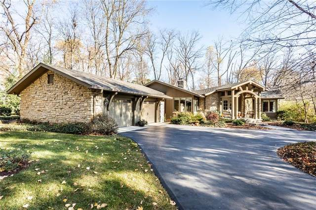 8103 Bayberry Court, Indianapolis, IN 46250 (MLS #21749004) :: Richwine Elite Group