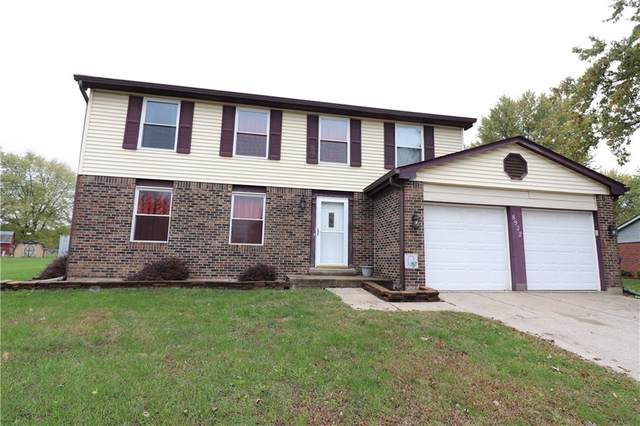 8932 Royal Meadow Drive, Indianapolis, IN 46217 (MLS #21749021) :: The ORR Home Selling Team