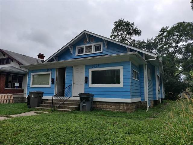 3725 E Vermont, Indianapolis, IN 46201 (MLS #21749023) :: AR/haus Group Realty