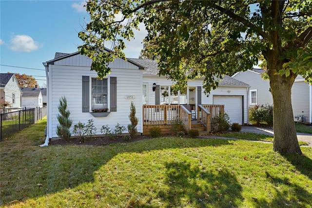 1951 Macarthur Lane, Speedway, IN 46224 (MLS #21749028) :: The ORR Home Selling Team