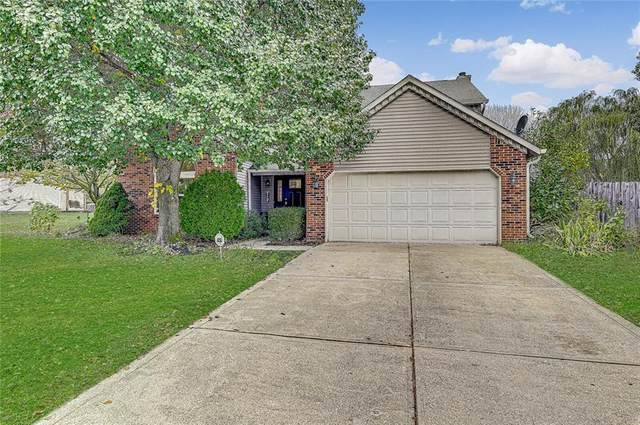 7716 Keough Court, Indianapolis, IN 46236 (MLS #21749029) :: AR/haus Group Realty