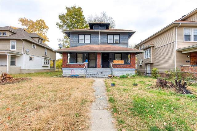 3137 Guilford Avenue, Indianapolis, IN 46205 (MLS #21749033) :: Corbett & Company