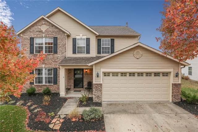 5641 Gainesway Drive, Greenwood, IN 46142 (MLS #21749035) :: Richwine Elite Group