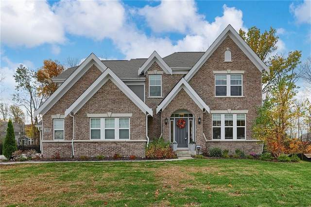 5119 Tulip Tree Drive, Noblesville, IN 46062 (MLS #21749038) :: The ORR Home Selling Team