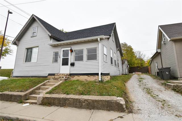 1335 Commerce Avenue, Indianapolis, IN 46201 (MLS #21749043) :: AR/haus Group Realty