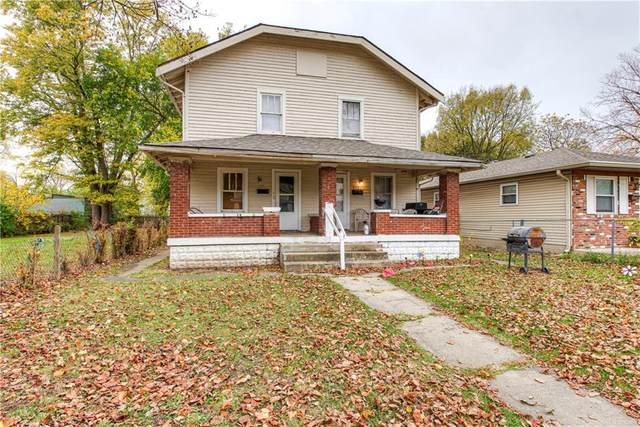 3110 Guilford Avenue, Indianapolis, IN 46205 (MLS #21749044) :: The Evelo Team