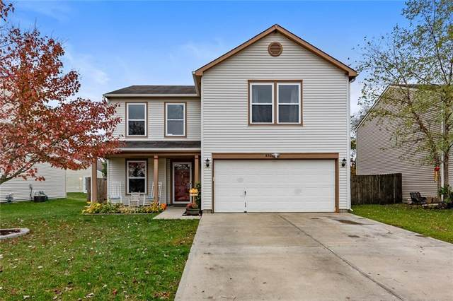 8327 Weathervane Court, Indianapolis, IN 46239 (MLS #21749045) :: The ORR Home Selling Team