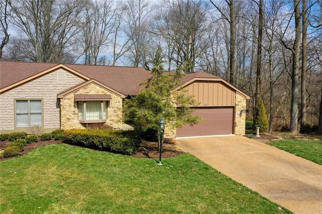 100 Forest Glen Court, Terre Haute, IN 47802 (MLS #21749049) :: The Evelo Team