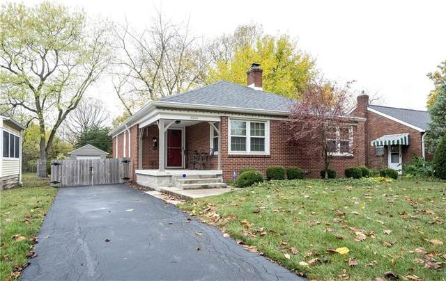 5234 Hinesley Avenue, Indianapolis, IN 46208 (MLS #21749051) :: The ORR Home Selling Team